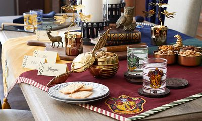 Harry Potter Homewares For All Ages Arrives At Pottery Barn