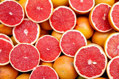 <p>Grapefruit juice</p>
