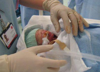 Zoe newborn