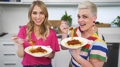 Today Extra's Britt Cohen and 9Honey's Jane de Graaff put the best bolognese recipes to the taste-test