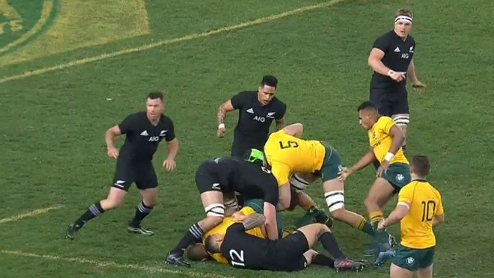 SANZAAR look into possible Sonny Bill Williams concussion incident from Bledisloe Cup
