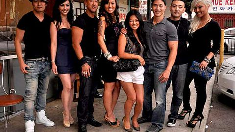 """Meet the cast of the """"Asian"""" Jersey Shore (and guess which one's a porn star!)"""