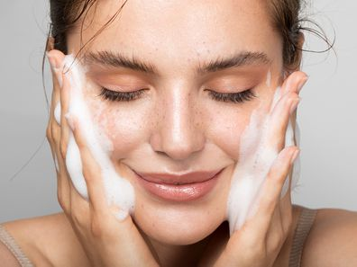 No, cheap shampoo won't give you good pores and skin, but this will
