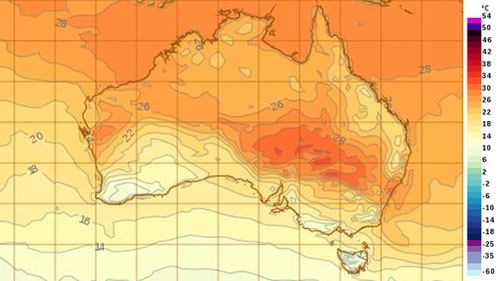 Sydney sweats through another hot night with city on track for warmest January on record