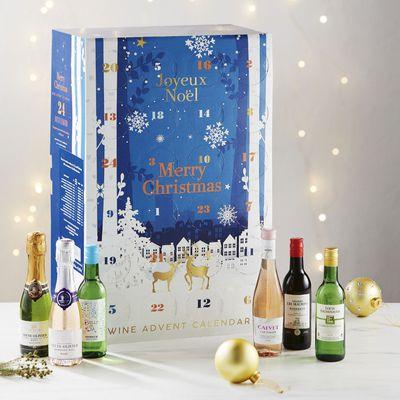 24 Days of Celebration Wine Advent Calendar, Aldi
