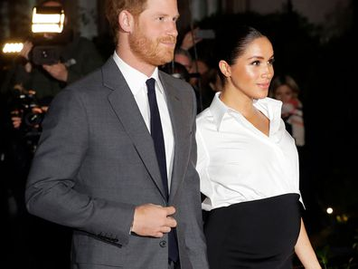 Meghan and Harry wedding photos reportedly leaked