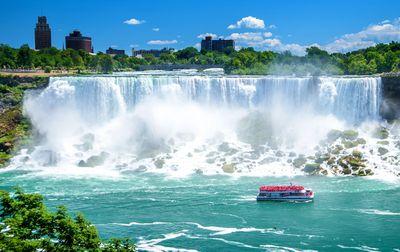 1. Niagara Falls, Canada