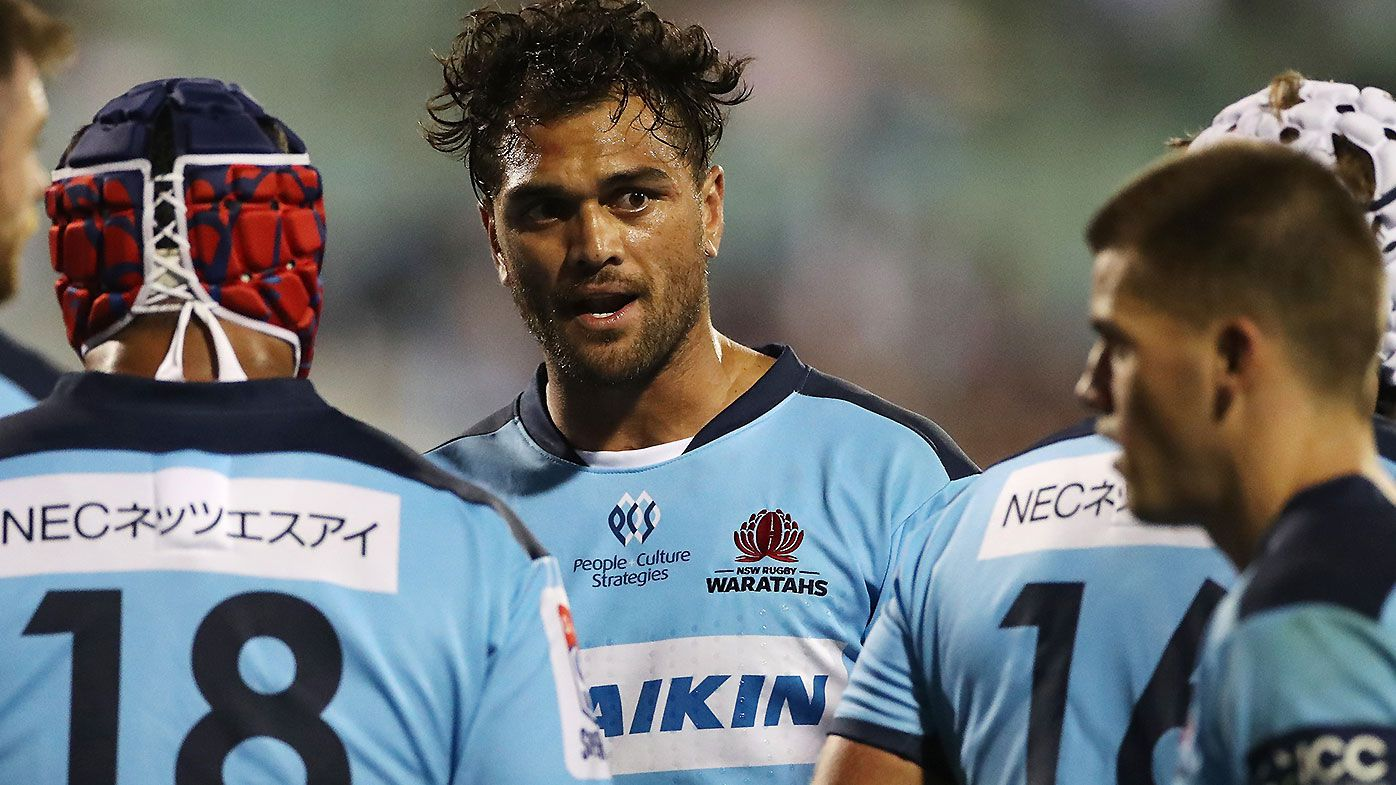 Karmichael Hunt calls for trans-Tasman Super Rugby comp post-coronavirus pandemic