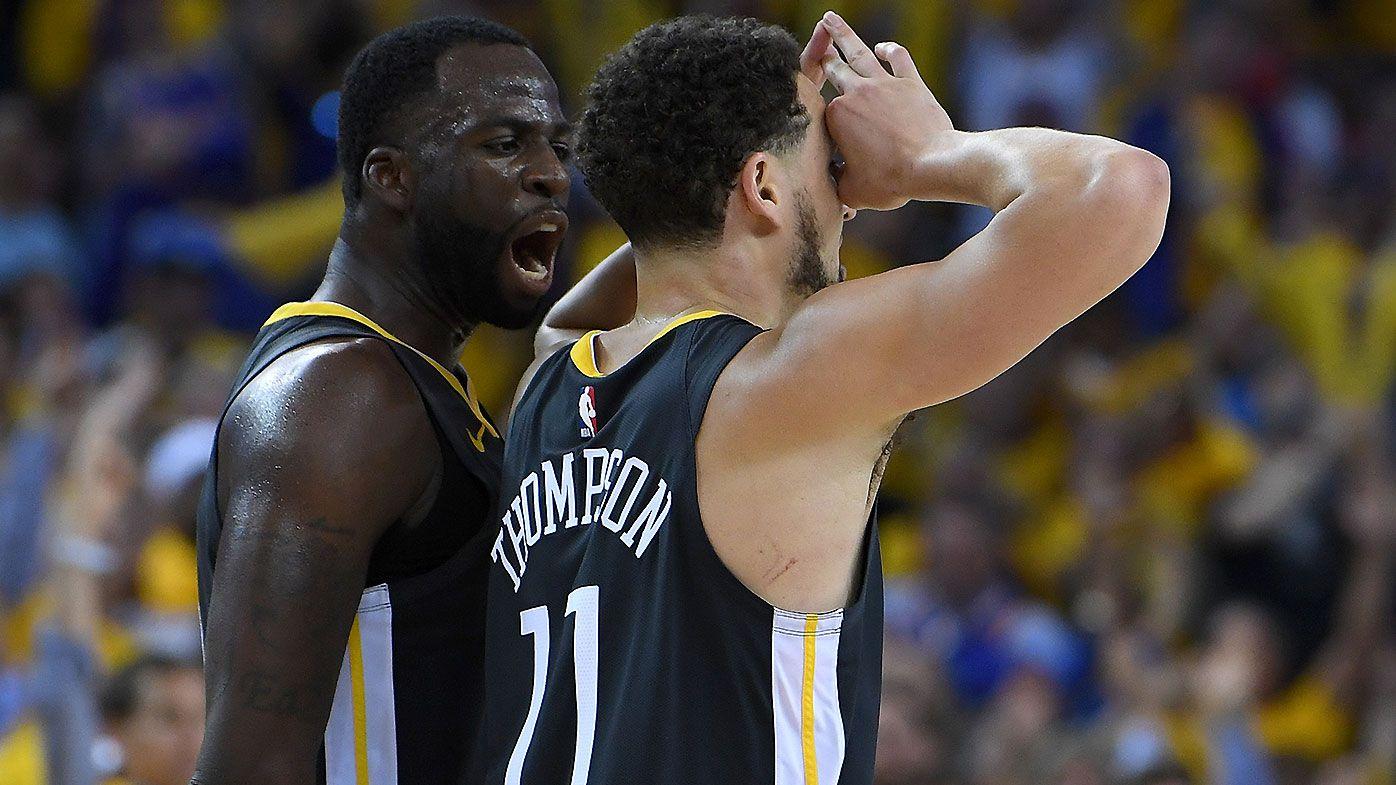 Klay Thompson and Draymond Green deliver savage takedown of NBA journeyman