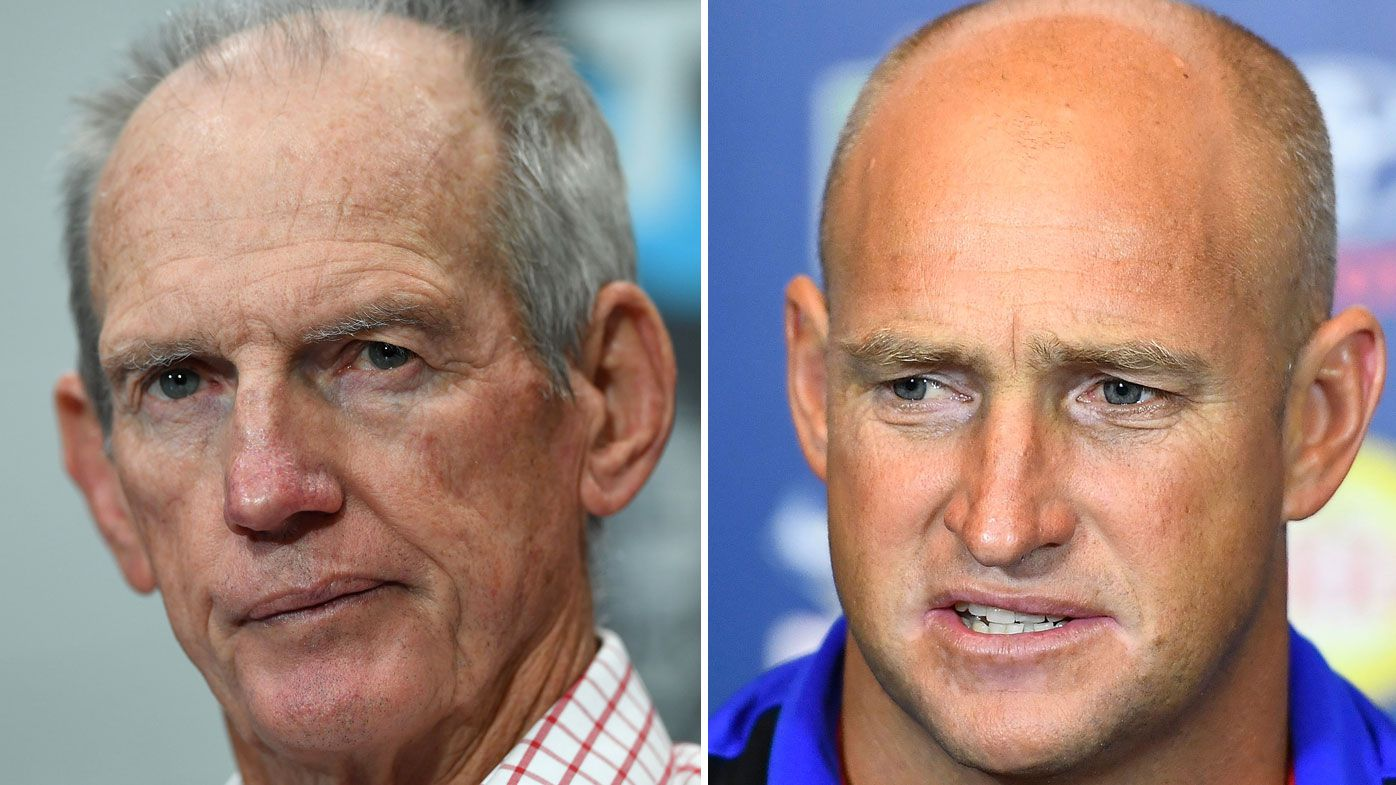 Brisbane Broncos coach Wayne Bennett reportedly fuming over Newcastle's Nathan Brown's personal attack