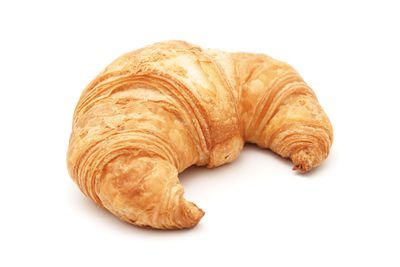 Croissant: up to 2 teaspoons of sugar