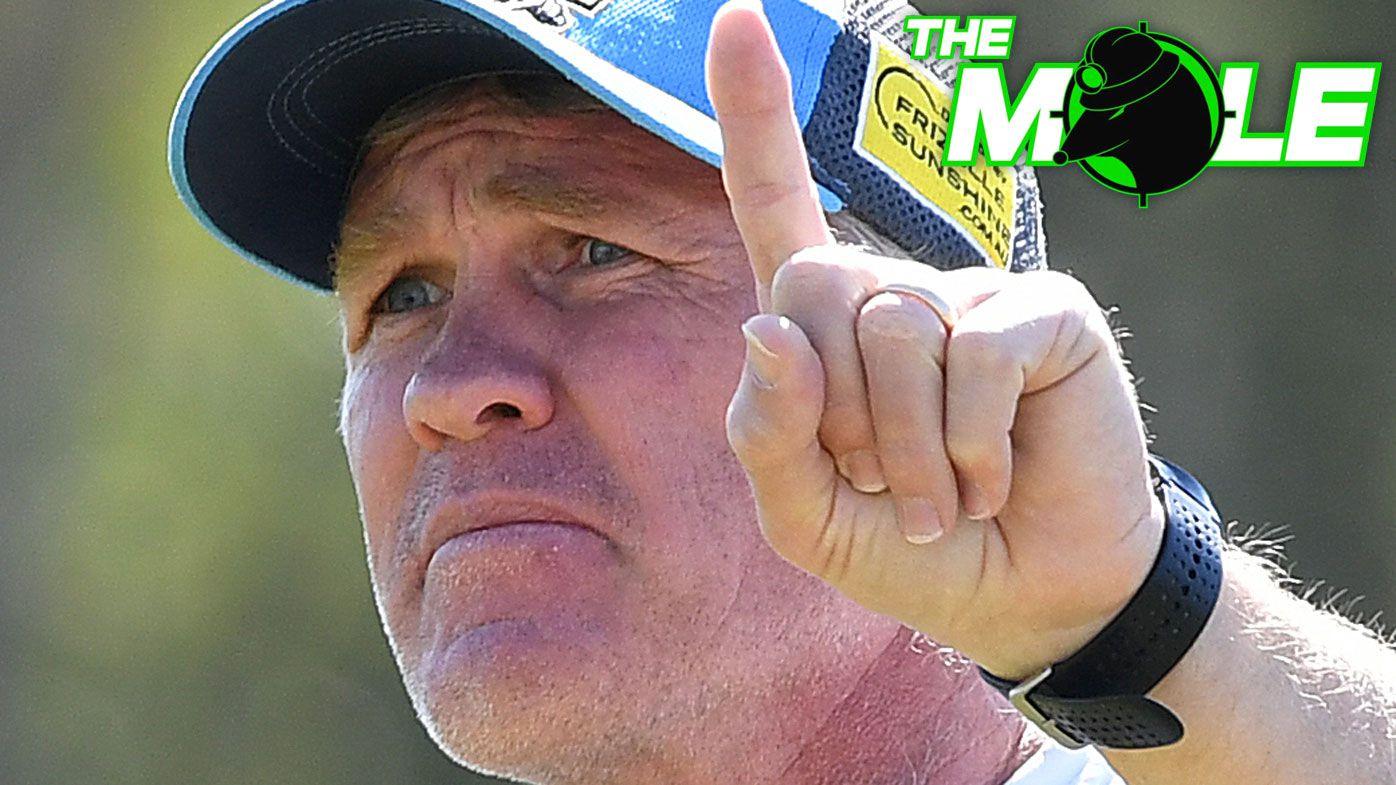 The Mole: Gold Coast Titans players back-stabbing under-fire coach Garth Brennan