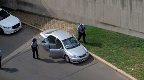 Two people in custody after US Capitol Building put on lockdown