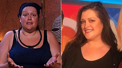 Tziporah Malkah's 50kg weight loss a result of hypnotherapy and hard