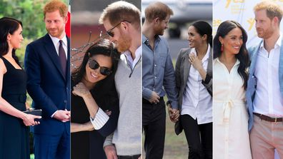 Prince Harry Meghan Markle royal tours best moments