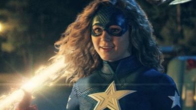 The superhero series drops this week.