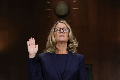 <strong>Christine Blasey Ford testifies, September 27</strong>