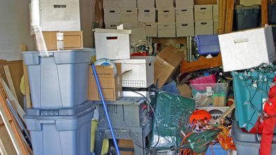How to actually organise your garage and control the chaos
