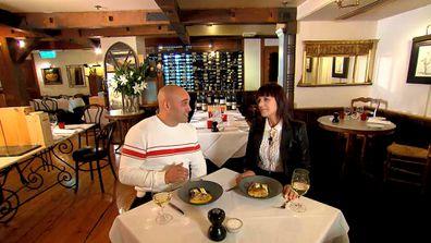 Culinary queen Caterina Borsato shows off her incredible Italian food