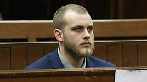 Henri Van Breda was injured in prison. (AAP)