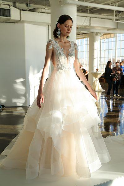 Marchesa, New York Bridal Fashion Week