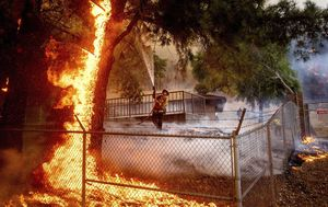 No sign of an ending to devastating California wildfires