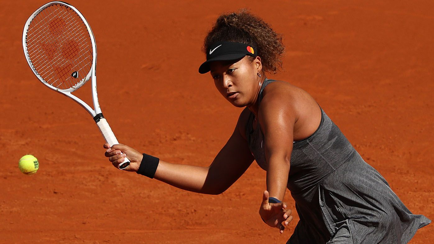 Naomi Osaka's clay court struggles continue with early loss at WTA Madrid Open