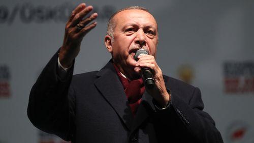 Scott Morrison Recep Tayyip Erdogan Australia Turkey Christchurch comments Gallipoli travel concerns News Politics