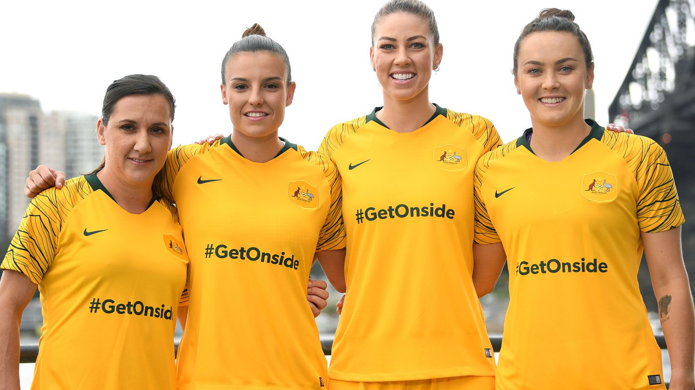 Football: Australia ready to make Women's World Cup bid