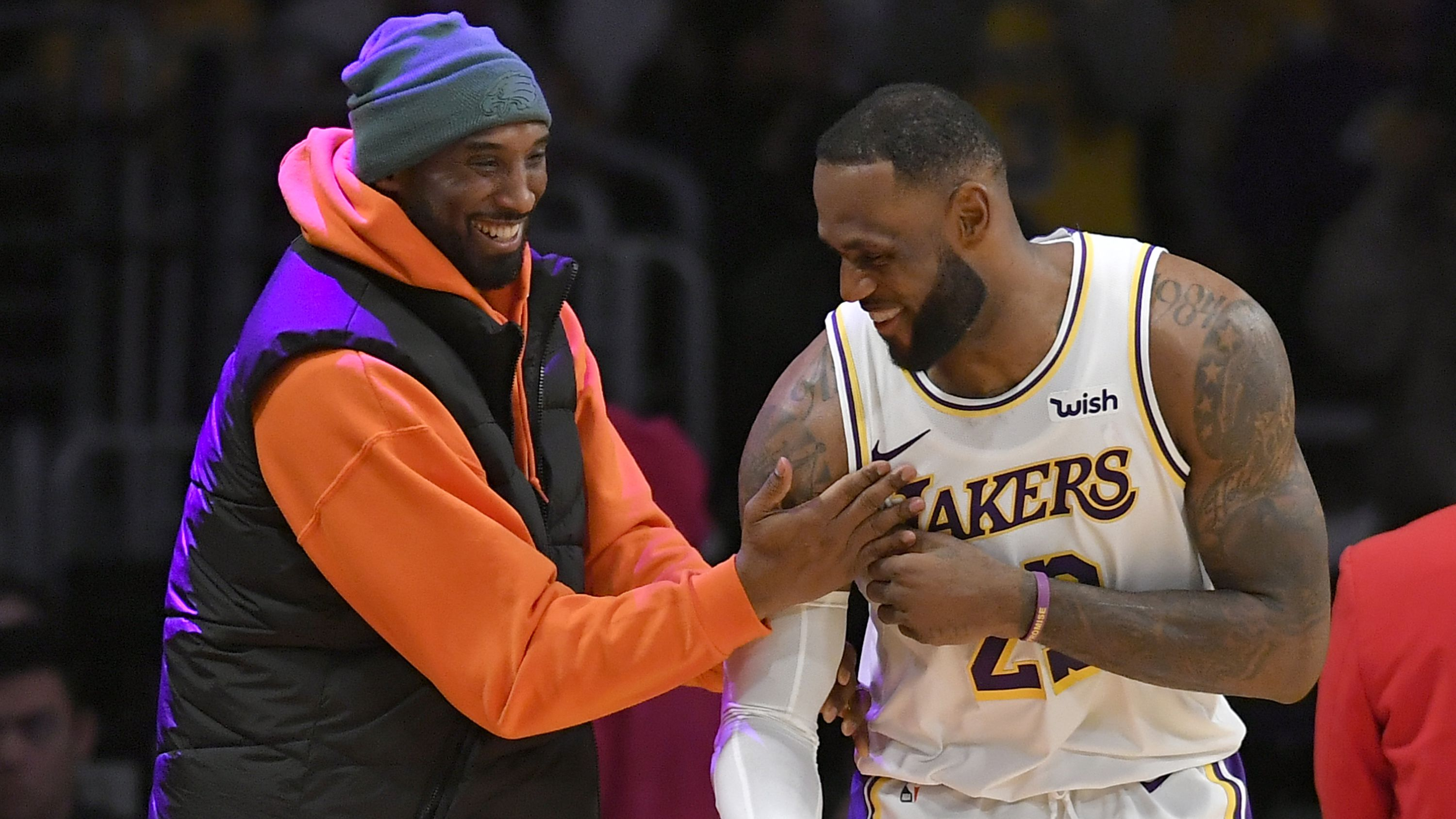 'I still have trouble with it': One year on, Lakers stars struggle to come to terms with Kobe Bryant's death