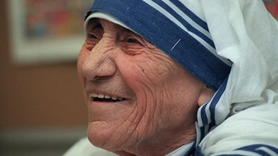 In March 2016 Pope Francis selected Mother Teresa to be canonised. The Vatican approved the Sainthood after verifying two miracles she performed – one in 2003 under Pope John Paul 11's papacy and one last year under Pope Francis. (AAP)