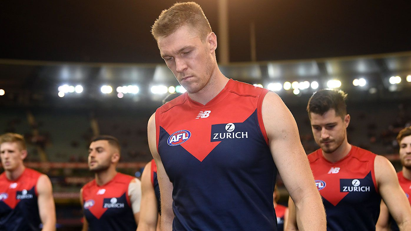'The club's at ground zero': Melbourne veteran Jordan Lewis discusses player review after dismal start