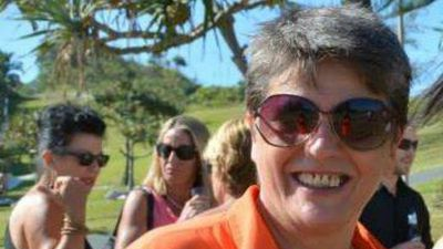 Gold Coast woman Helena Sidelik, who died aboard MH17. Picture: Supplied