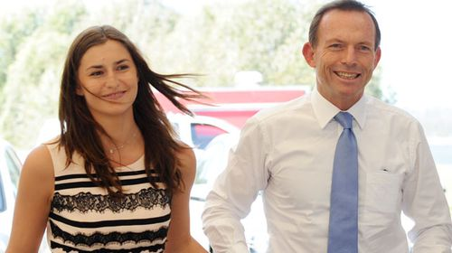 Abbott daughter scholarship not declared