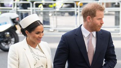 Meghan and Harry now reside at Frogmore Cottage.