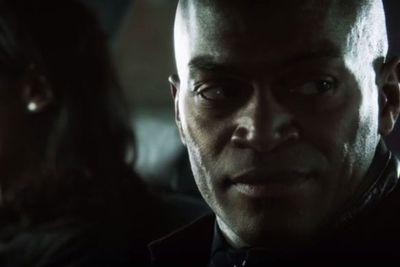 Andrew Stewart-Jones plays Crispus Allen, detective Renee Montoya's partner.
