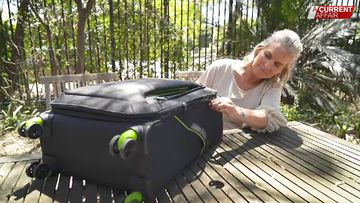 Sydney woman faces jail after ex-husband accuses her of destroying his suitcase