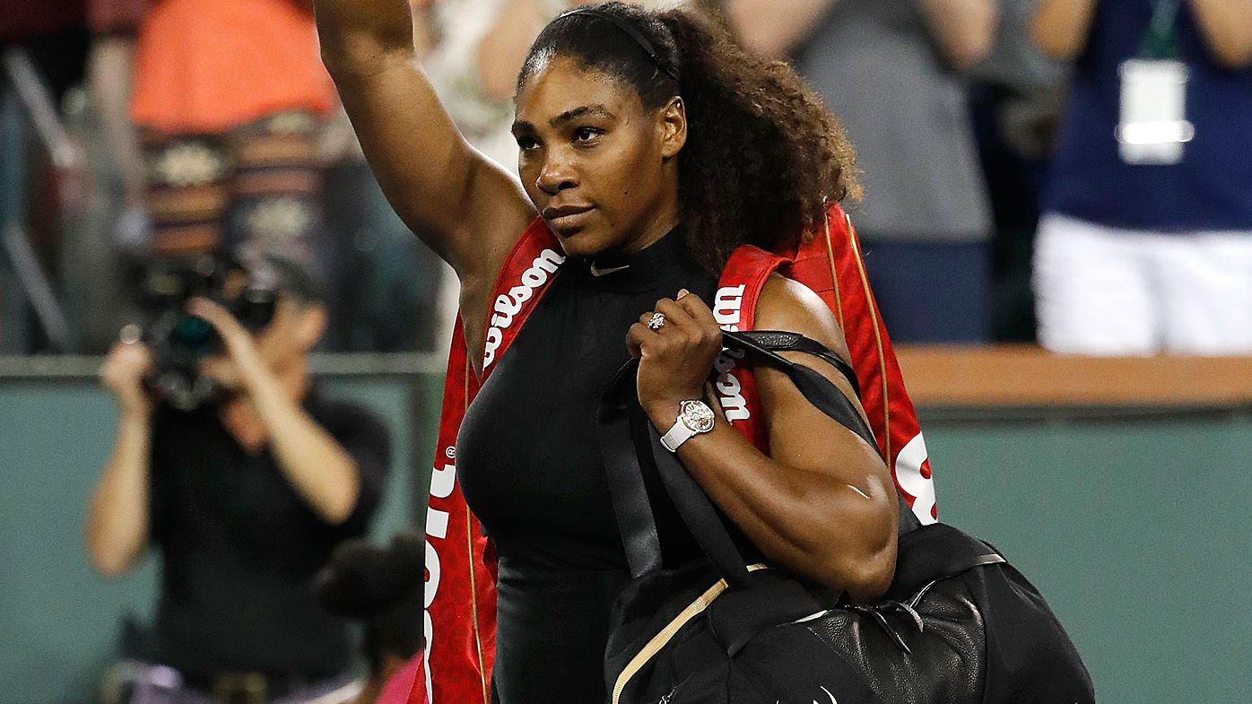 Tennis: Serena Williams has 'long way to go' before returning to form