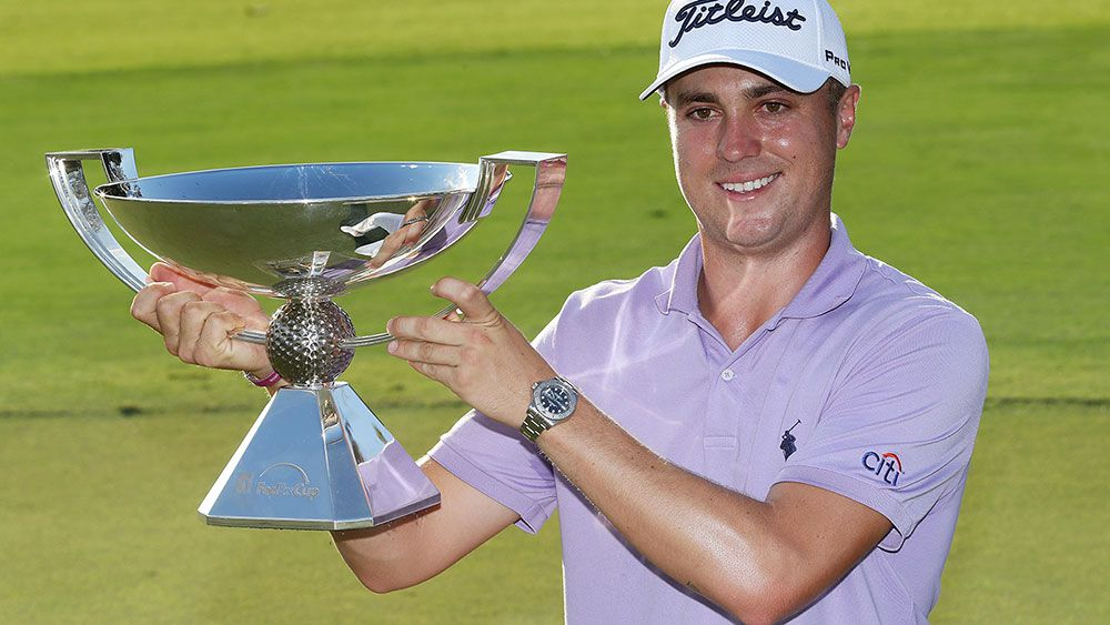 Justin Thomas bags $US10 million payday