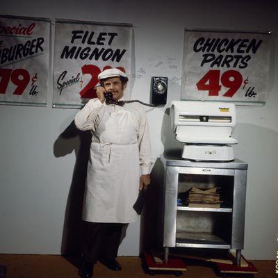 Jerry Stiller: 1972