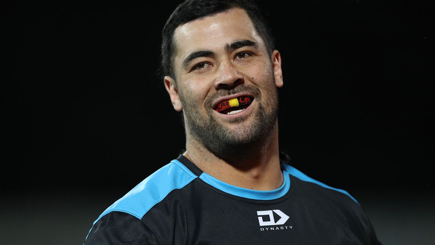 Andrew Fifita. (Getty)