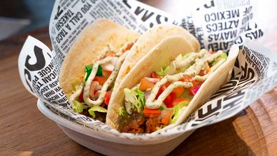 Guzman y Gomez drops plant-based filling three years in the making