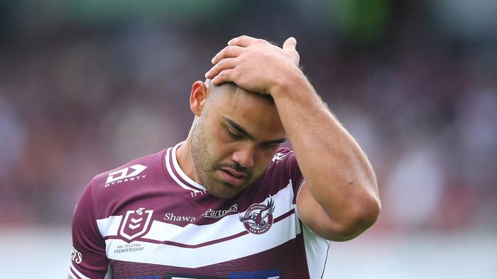 Manly Sea Eagles star Dylan Walker free to play in round one despite alleged pizza shop assault