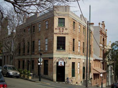 <strong>Sydney's subterranean world</strong>
