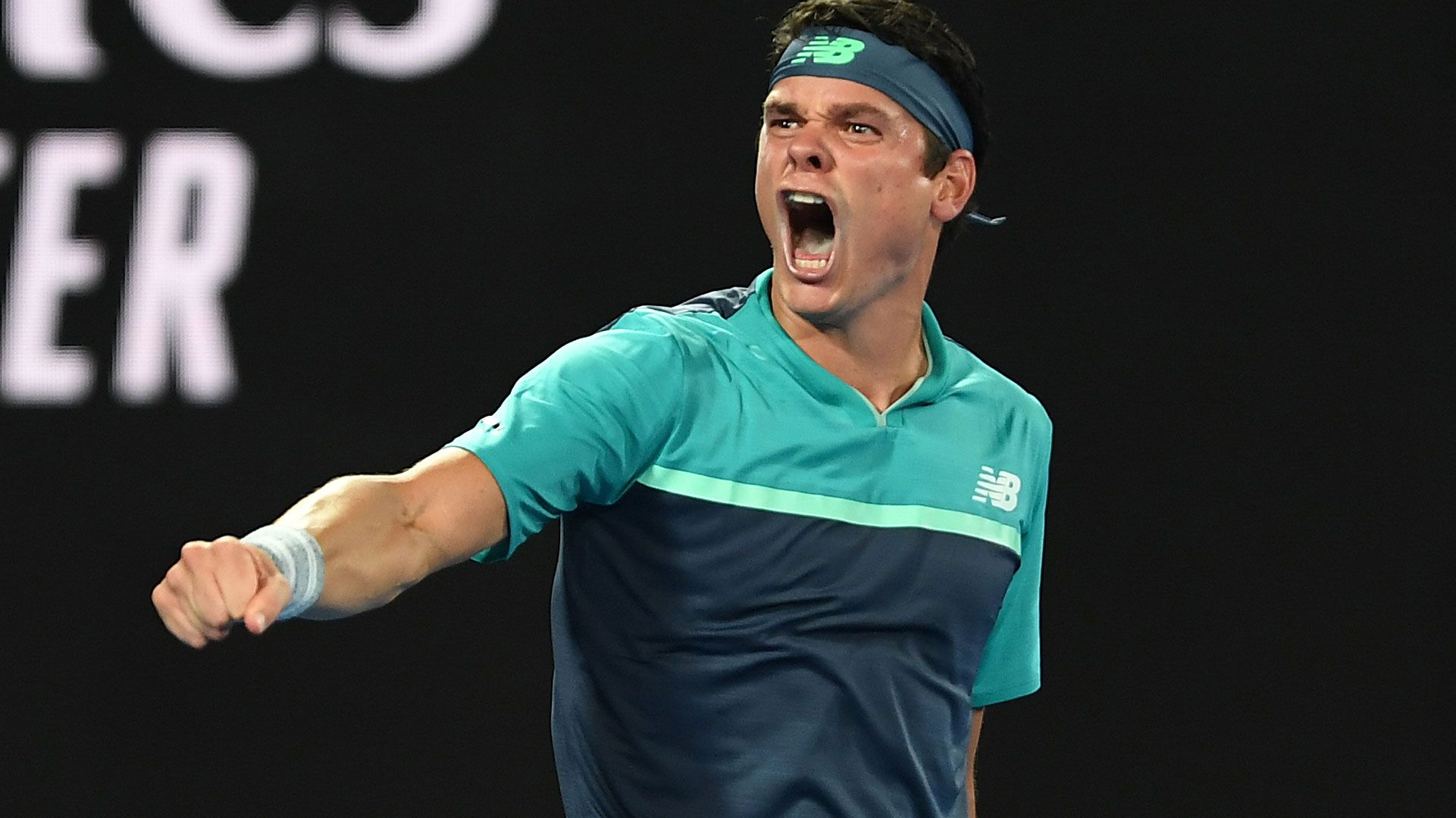 Australian Open: Raonic defeats former champ Wawrinka in pumping four-setter