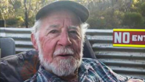The body of missing prospector Ronald Potter has been found.