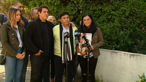 The Vieira family has called for high-speed police pursuits to end.