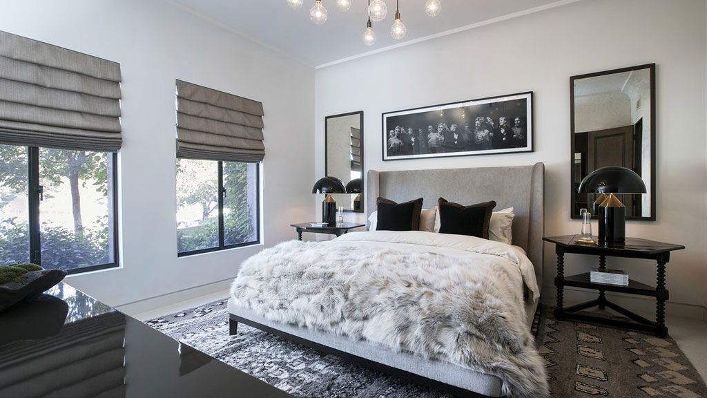 Kourtney Kardashian guest room