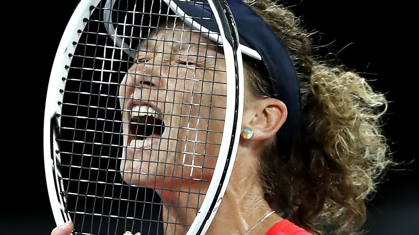 Sam Stosur deserves so much more than to be an Australian Open punchline