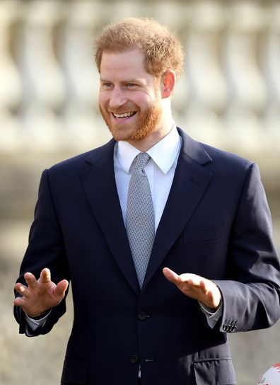 Prince Harry has shared a post on the Sussex Royal Instagram account.